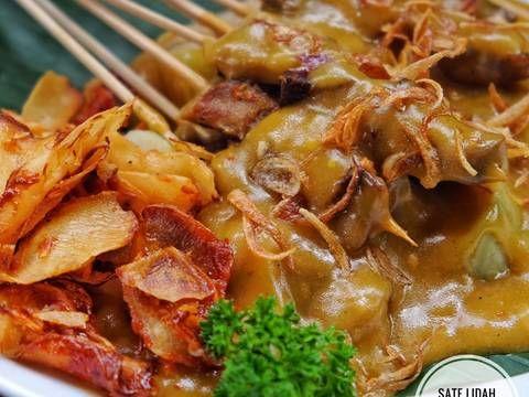 Resep Sate Rembiga Rembige Sate Daging Sapi Pedas Manis Khas Lombok Oleh Chika Resep Resep Masakan Memasak Resep