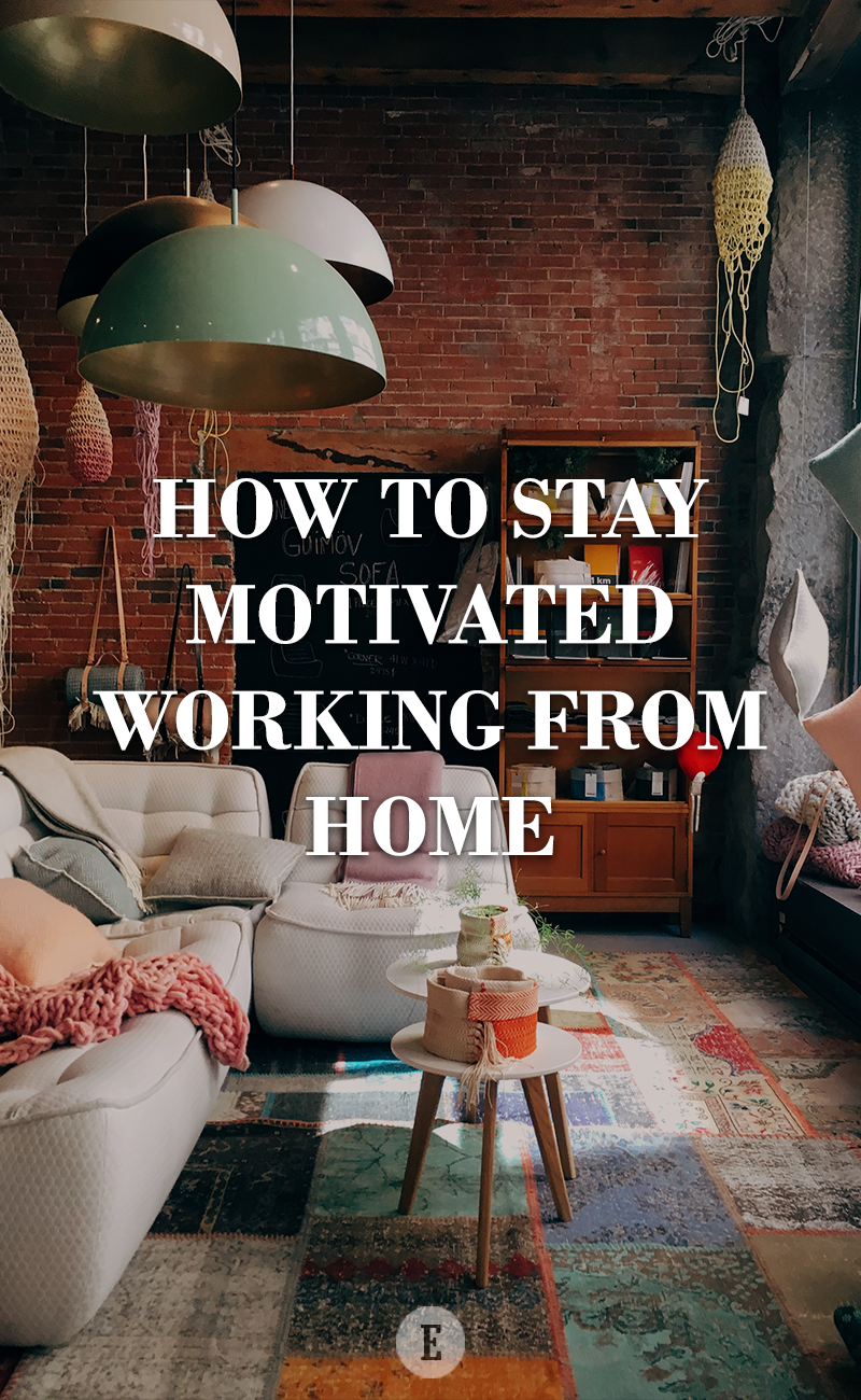 Working from home gives you that cherished freedom, but plenty of distractions, as well.