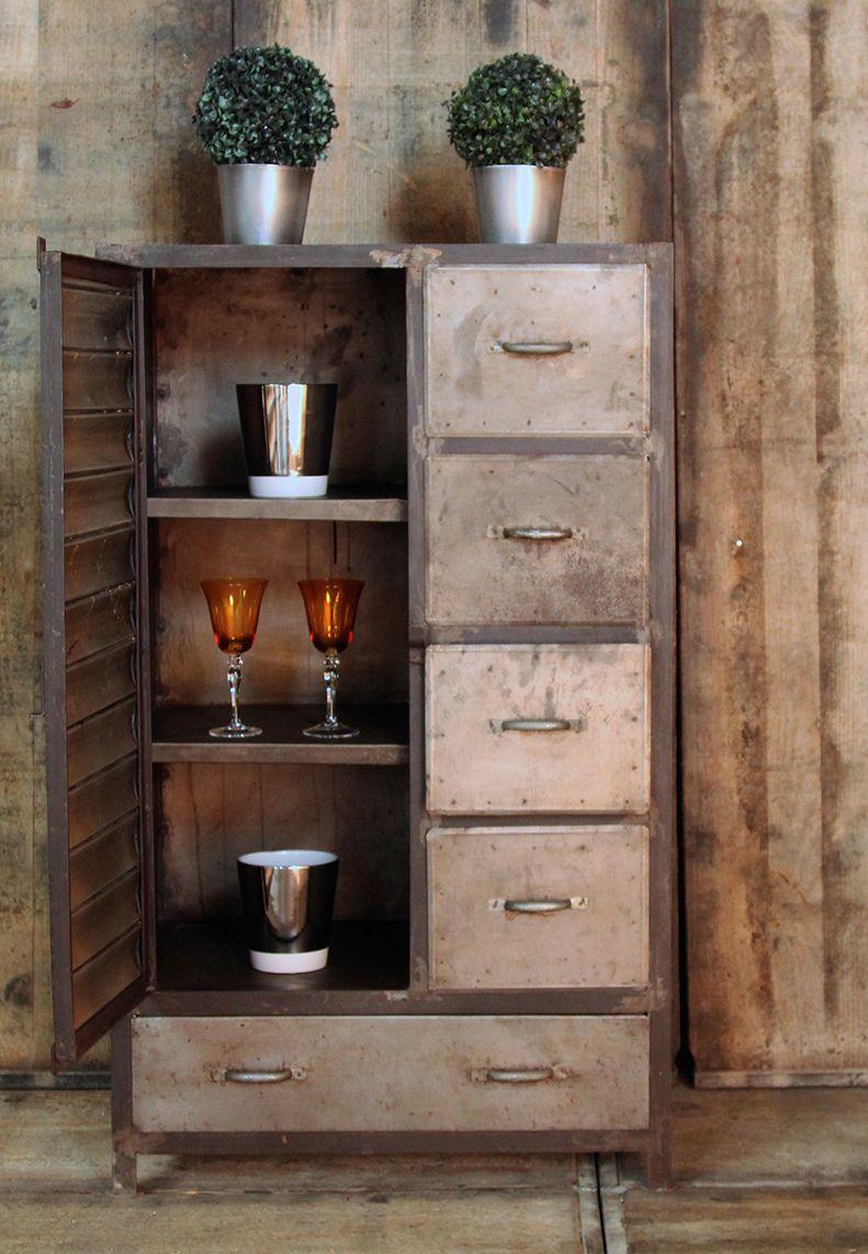 Meuble Industriel Home Decor Decor Shelves