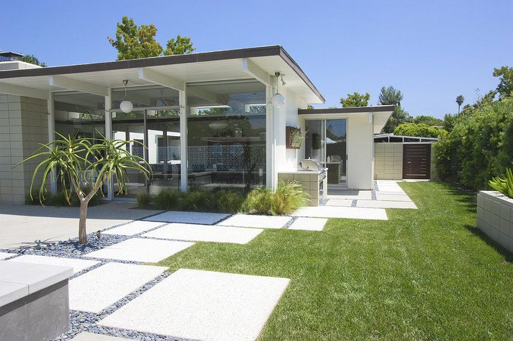 Grounded Modern Landscape Architecture Modern Landscaping Modern Patio Patio Design
