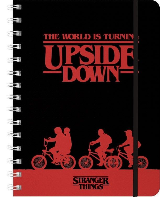 Calendars make great holiday gifts Check out the Stranger Things
