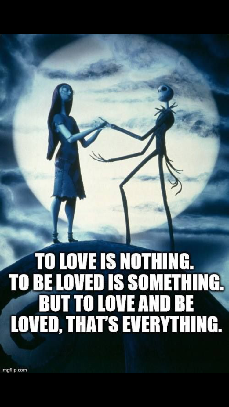 Pin by Eric-Dorian Parham on Jack and Sally in 2018 | Pinterest ...