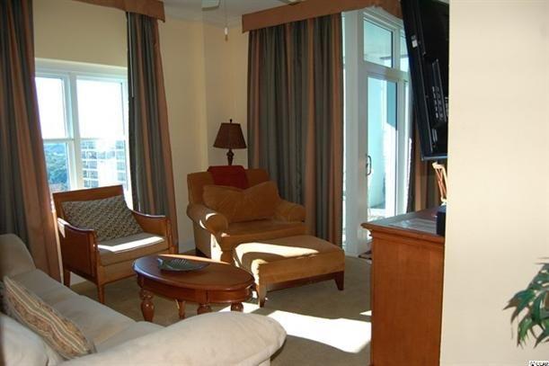 Horizon 2 Bedroom 2bath Penthouse Condo With Ocean View Myrtle Beach Penthouse Condo Condo Condo Vacation Rentals