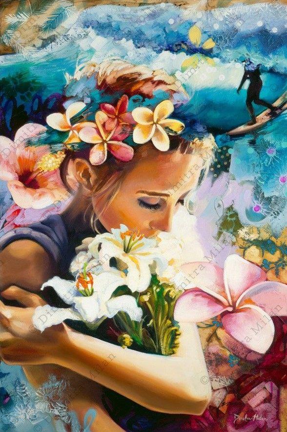 Awakened Beauty by Dimitra Milan