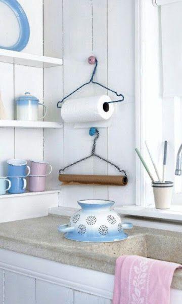 Recicla tus utensilios de cocina con estas originales for Utensilios de cocina originales