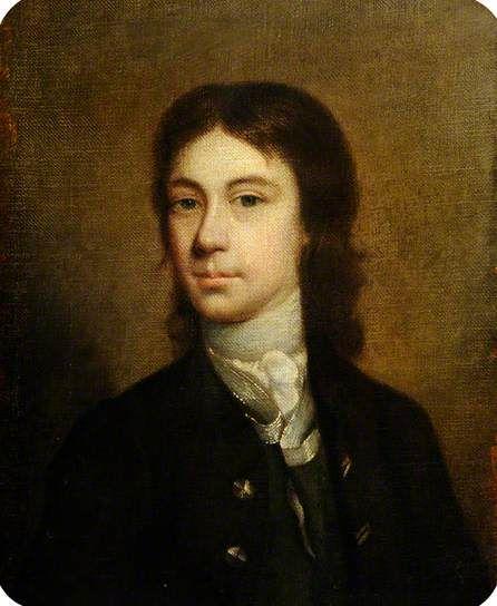 Alleged portrait of Maximilien Robespierre