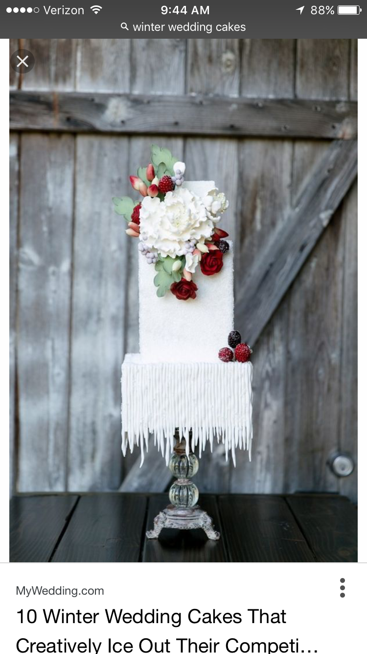 Pin by kristen wylie on weeding cakes pinterest