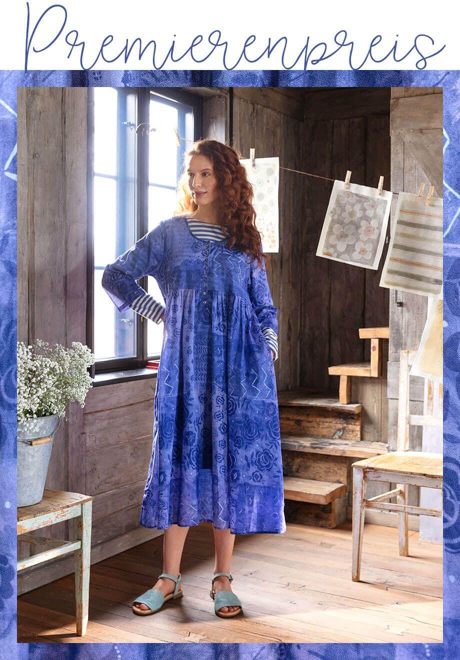 Naturmode / Schwedische Mode | Gudrun Sjödén in 2020 ...