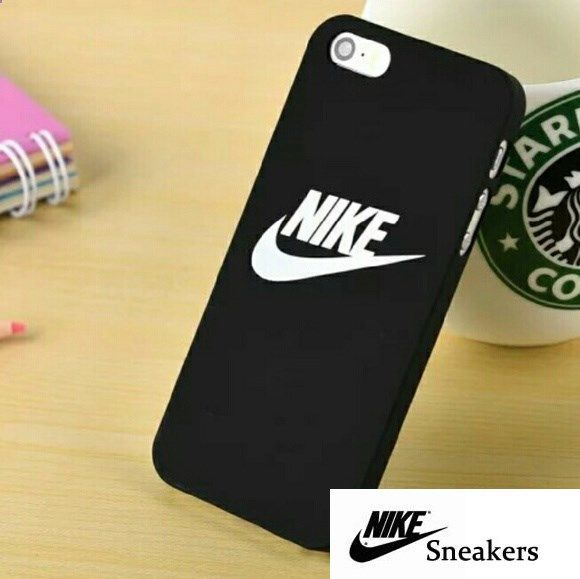Nike Iphone 6 6s Case Brandnew Hard Case Black Price Firm