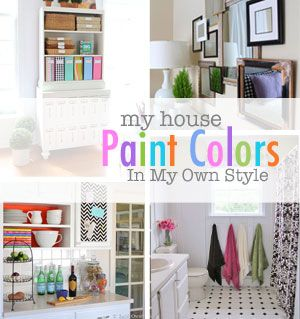 ... Into Beautiful Pieces By Following The Step By Step Photos And  Instructions On This Site. Creative And Inspiring Ideas Using All Types Of  Paint | In My ...