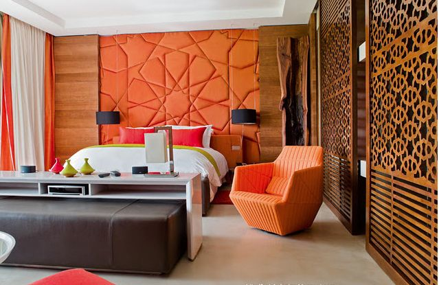 Réalisation Sowell: Hotel Sofitel Luxury Mogador ...