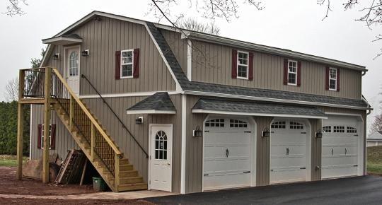 Prefab Portable Garages Carriage House Plans Garage With Living Quarters Prefab Garages