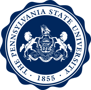 The Pennsylvania State University State College Pa Penn State Logo Pennsylvania State University Penn State University