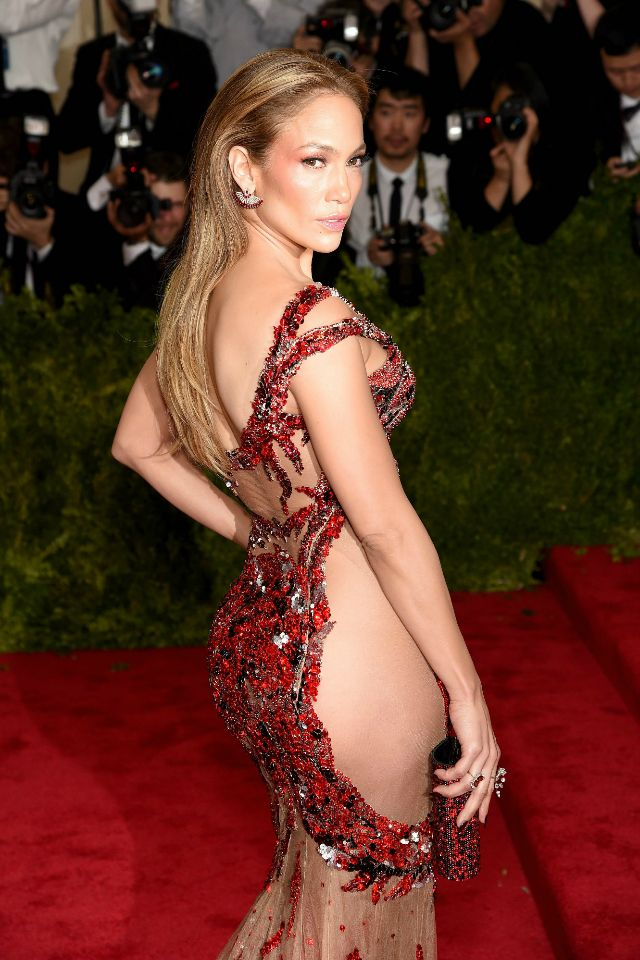 Celebrity Red Carpet Underwear