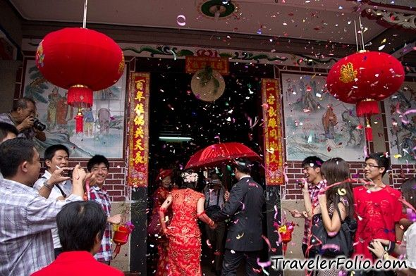 Weddings All Over The World Traditional Chinese Weddingchinese