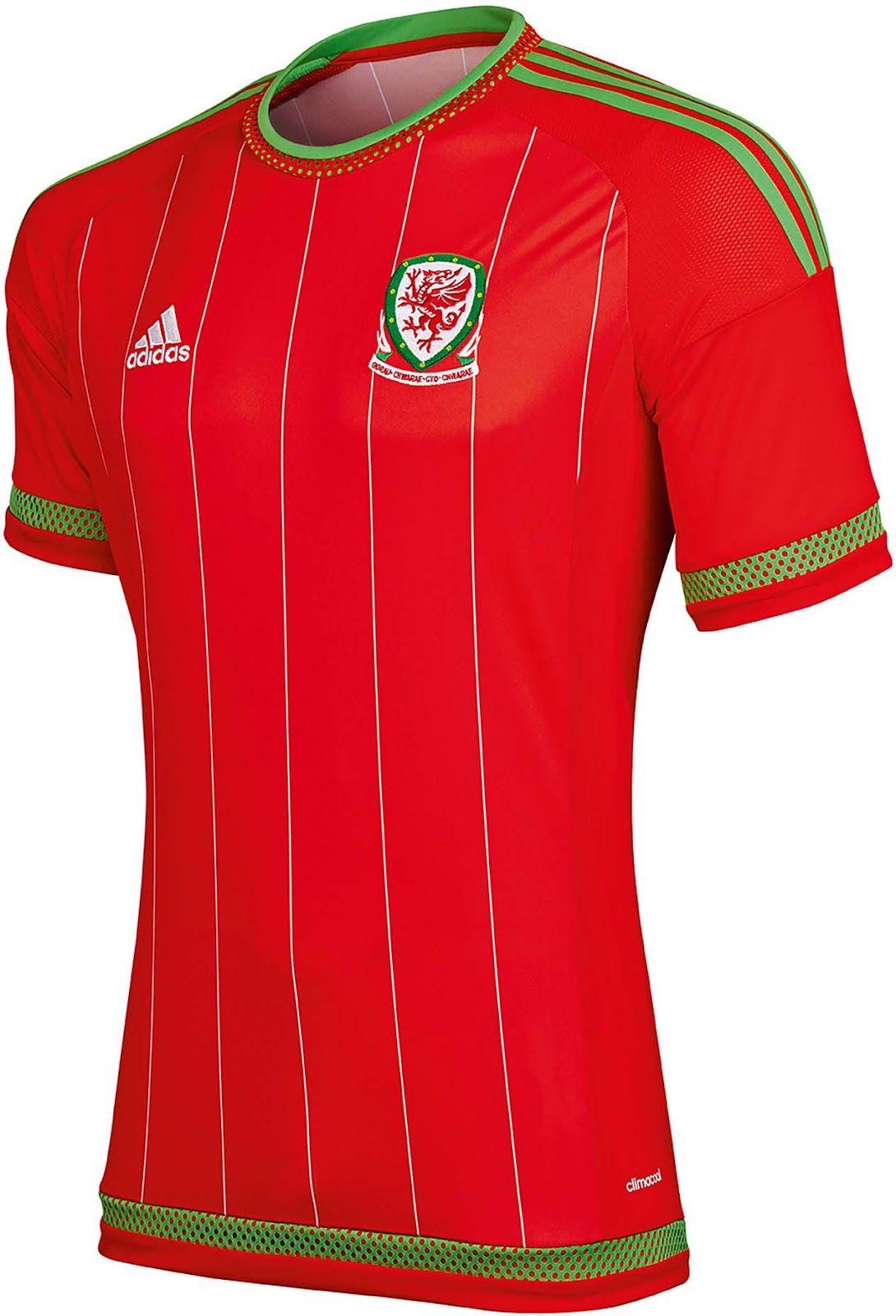 adidas FA Wales Training Jacket Red Mens