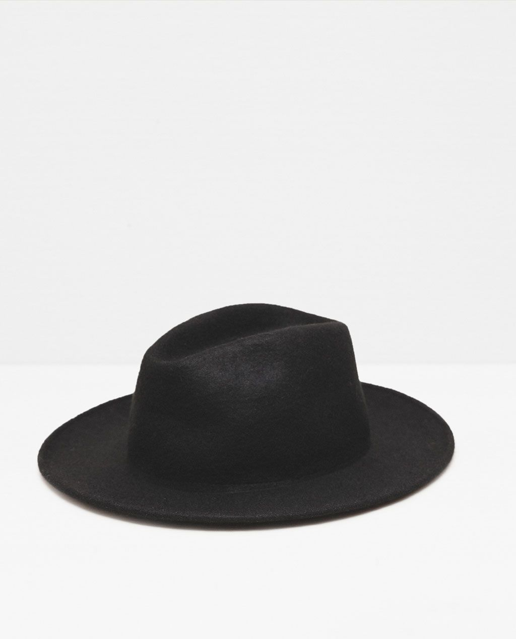 e0ff15e9 FELT HAT-Hats-ACCESSORIES-MAN | ZARA United States | 《 Hats~Beanies ...