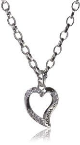 Guess UBN12908 - Collar de mujer de plata de ley, 46 cm - http://www.wonderfulworldofjewelry.com/jewelry/necklaces/guess-ubn12908-collar-de-mujer-de-plata-de-ley-46-cm-es/ - Your First Choice for Jewelry and Jewellery Accessories