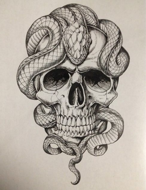 snake tattoo flash - Google Search | Tattoos | Pinterest ...