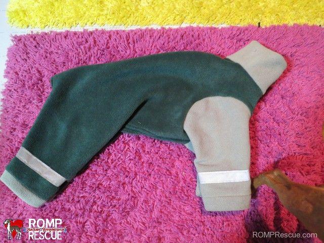 how to make greyhound pyjamas