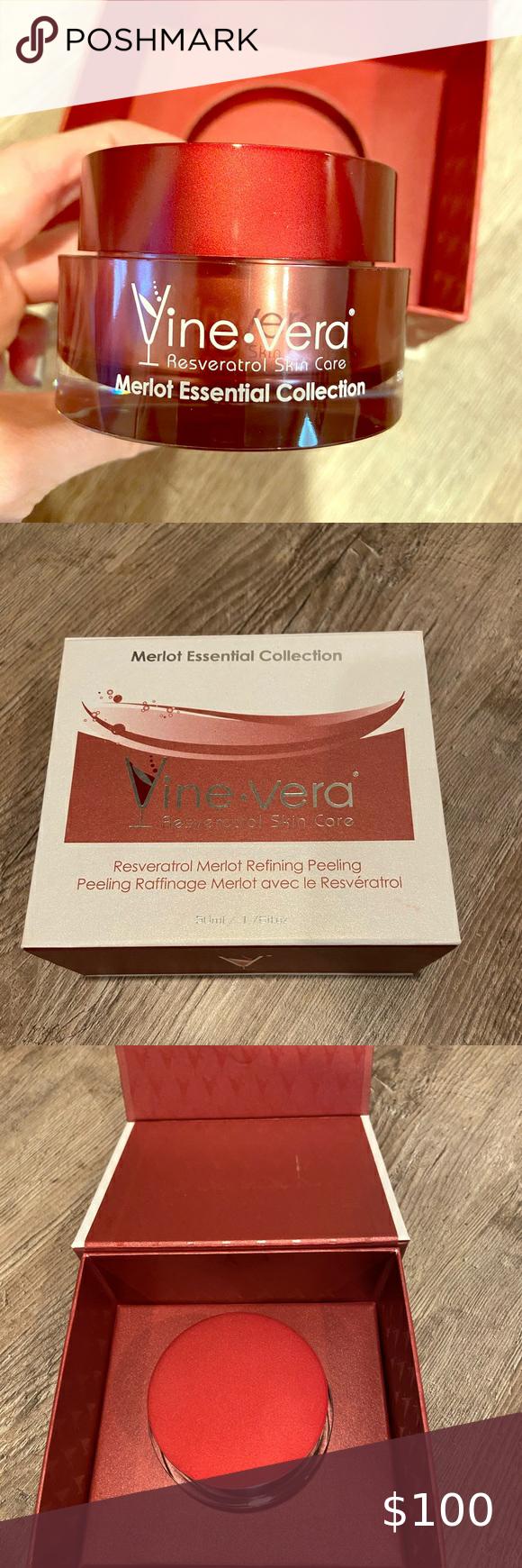 Vine Vera Skin Care In 2020 Skin Care Women Skin Care Resveratrol