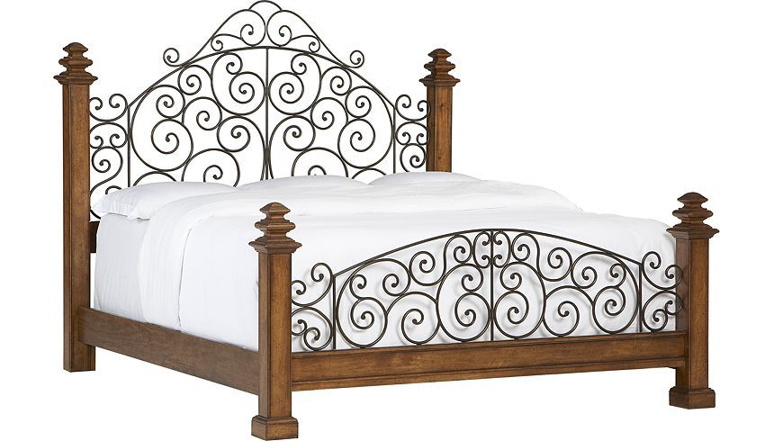 Groovy Bedroom Furniture Southport King Poster Bed Pine Bedroom Download Free Architecture Designs Rallybritishbridgeorg