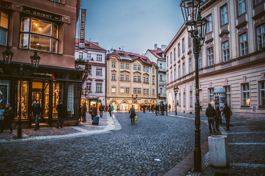 Evening Charm in Prague by Jose Vazquez on 500px