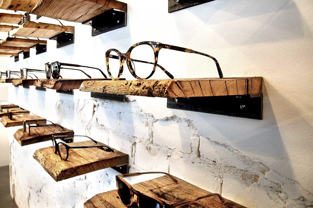 Referenzen Und Einbaubeispiele Von Thomas Knapp Historische Baustoffe Gmbh Ladeneinrichtung Verkaufsdesign Brillen Aufbewahrung