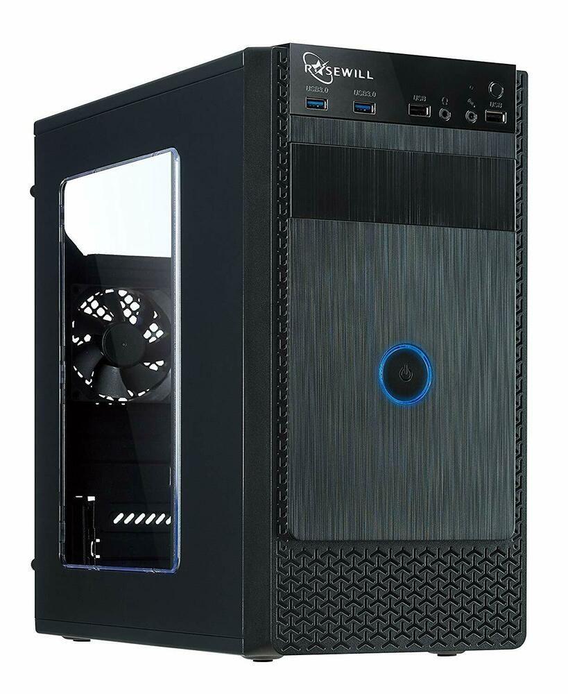Fast Gaming PC Athlon NVIDIA GTX 1050 Ti Computer Windows 10