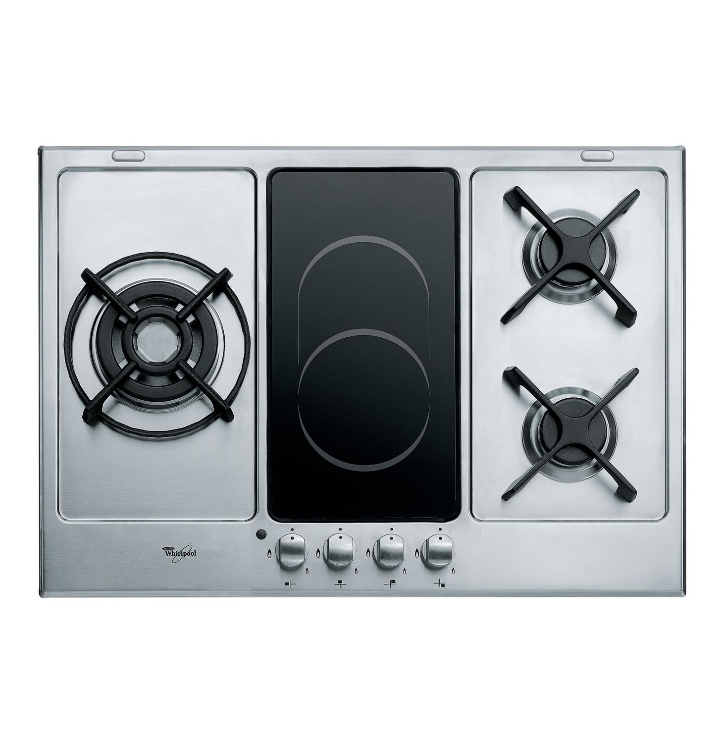 whirlpool gas electric hob | makro online | mensah | pinterest