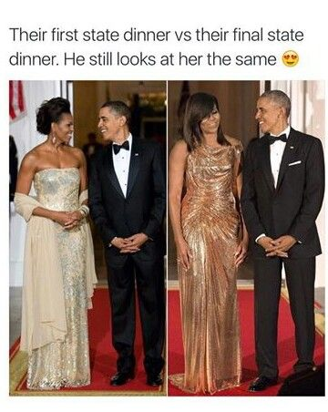 So much love!! But, the president looks much older, and we all know why!! #presidents