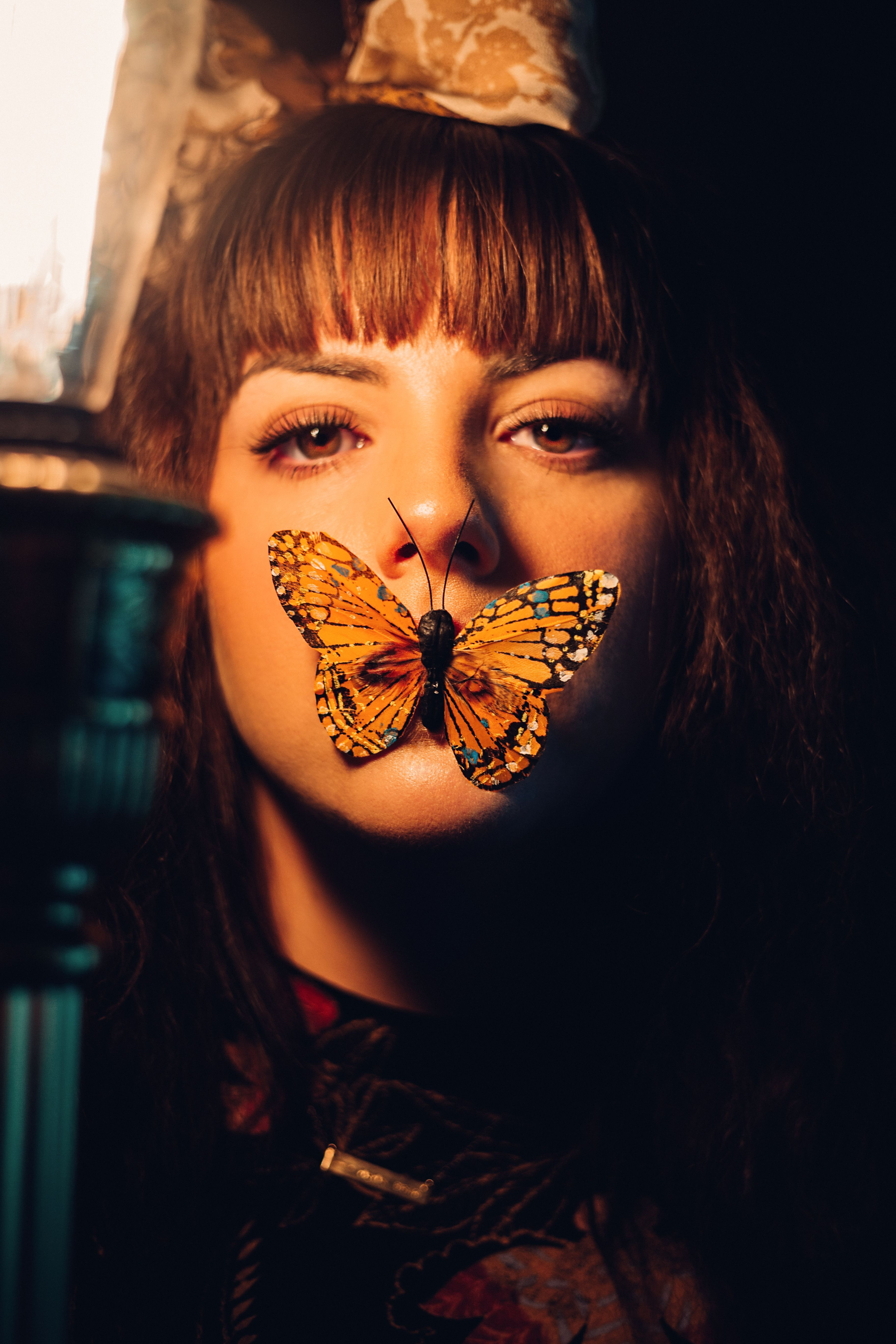 Creative Portrait Shoot Weird Creative Photography Unique