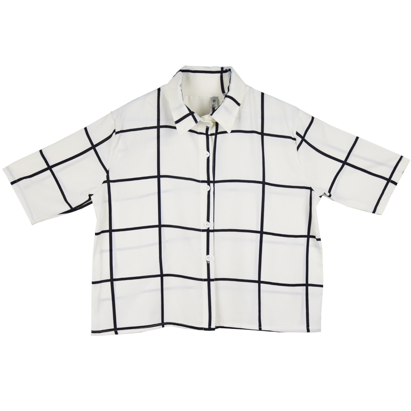 Grid Button Up Shirt Grid Shirt Button Up Shirts Shirts