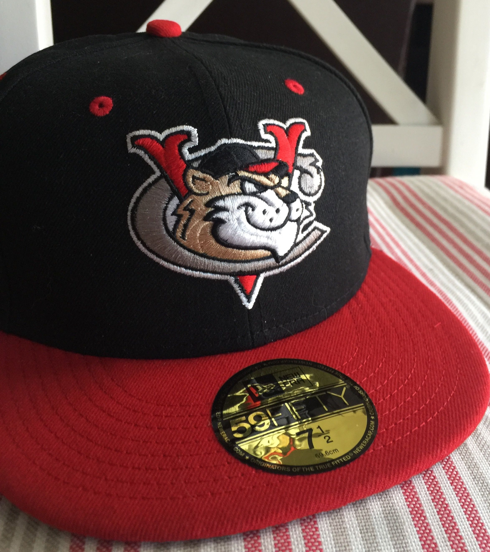 Tri Cities Valley Cats Minor League Baseball Baseball Hats Cap