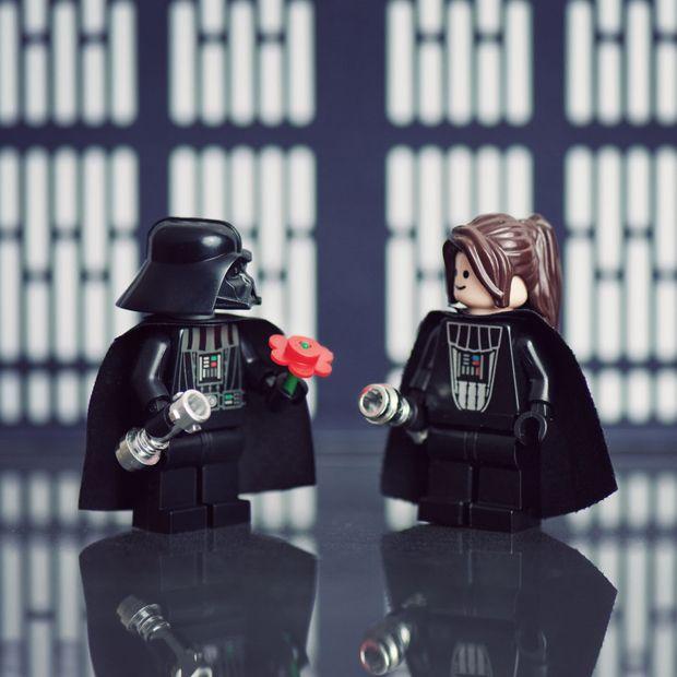 Lego les personnages de star wars comme vous ne les avez jamais vus lego pinterest - Lego star wars personnage ...