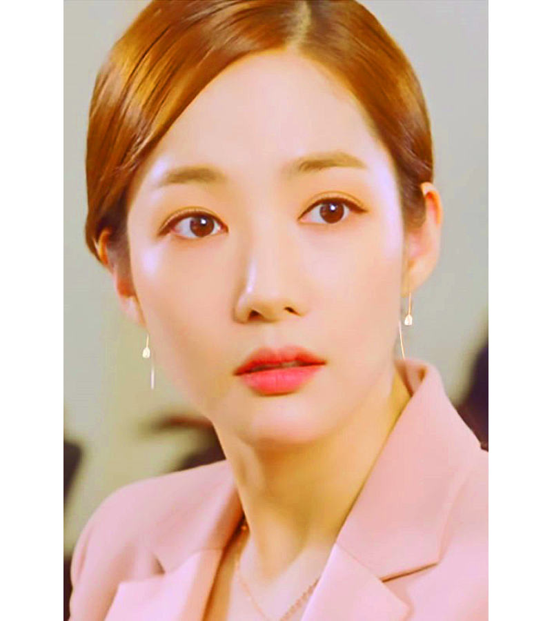 Her Private Life Park Min Young Inspired Earrings 006 Park Min Young Young Professional Art
