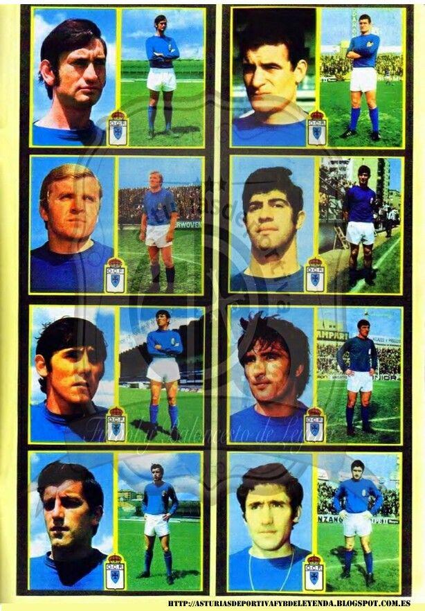 Temporada 1972/73 Real Oviedo I