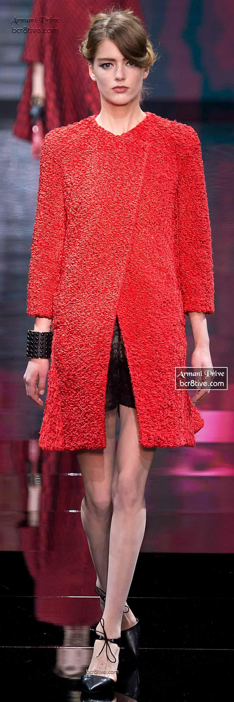 Armani Couture Fall 2014 Winter Collection 15 Privé Haute HrwqzOH