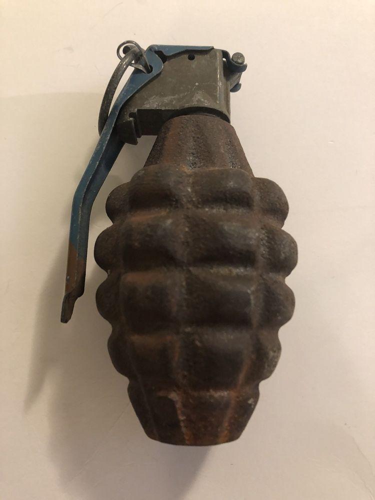 FUZE M228 Replica Inert Practice Dummy Grenade - WWII