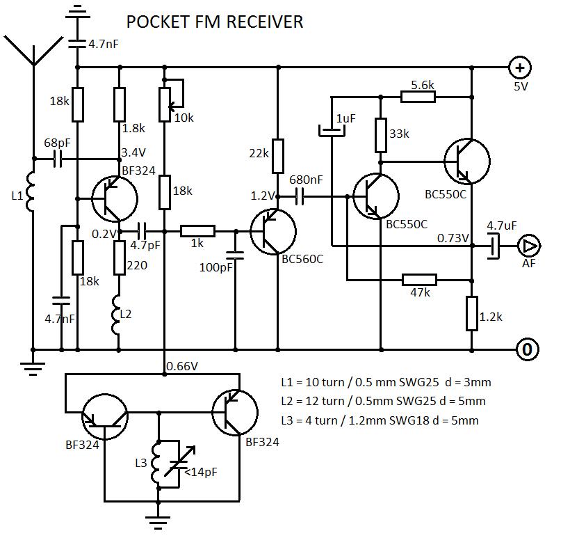 fm receiver circuit u30102020 u3011