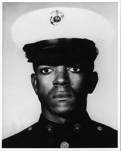 Private First Class James Anderson, Jr (January 22, 1947 - February 28, 1967) was a United States Marine who posthumously received the Medal of Honor for heroism while serving in Vietnam in February 1967. When his Medal of Honor was awarded on August 21, 1968, he became the first African-American U.S. Marine recipient of the Medal of Honor... .