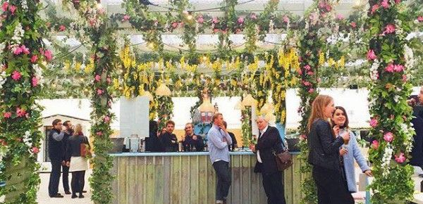 Pergola On The Roof Rooftop Bars London Pergola On The Roof Pergola London Bars