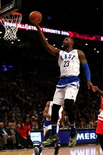 b2f66b830cc LeBron James Photos - NBA All-Star Game 2016 - Zimbio