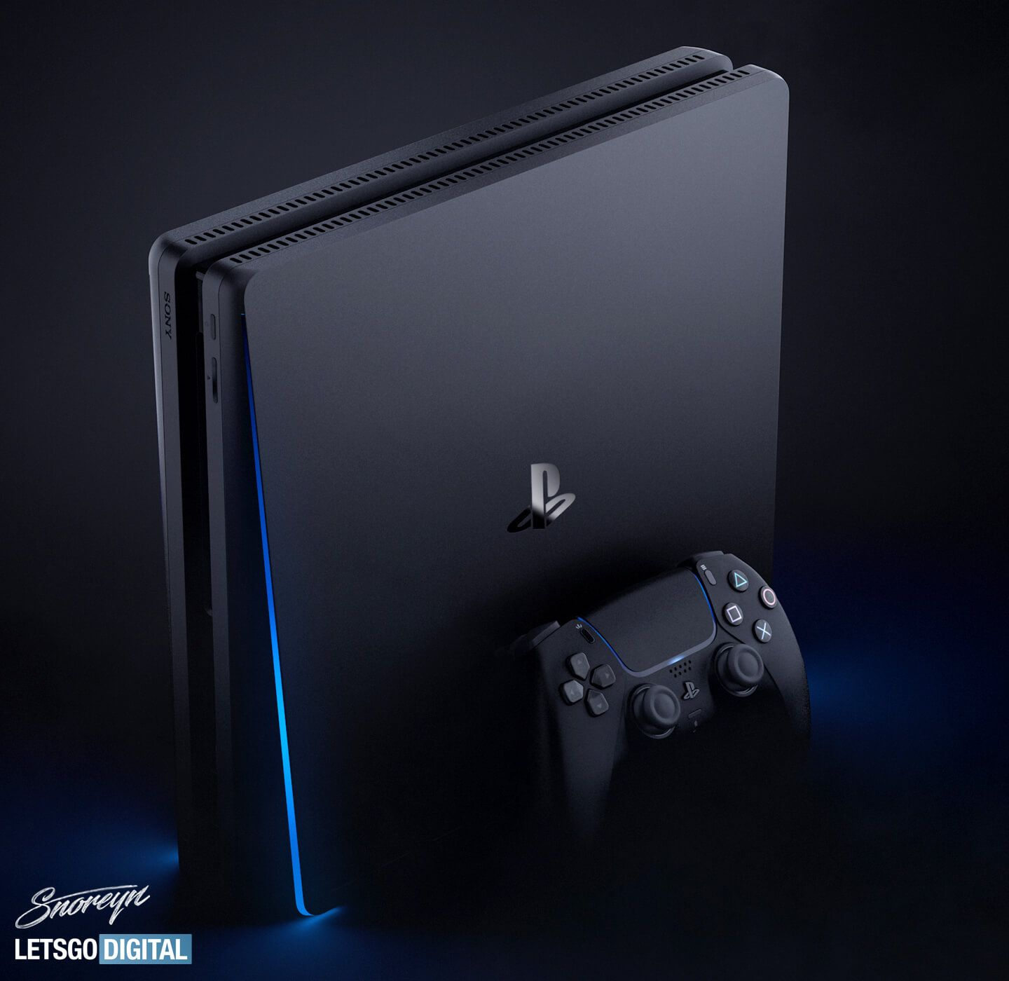 What The Ps5 Black Edition Could Look Like In 2020 Playstation 5 Playstation This Or That Questions