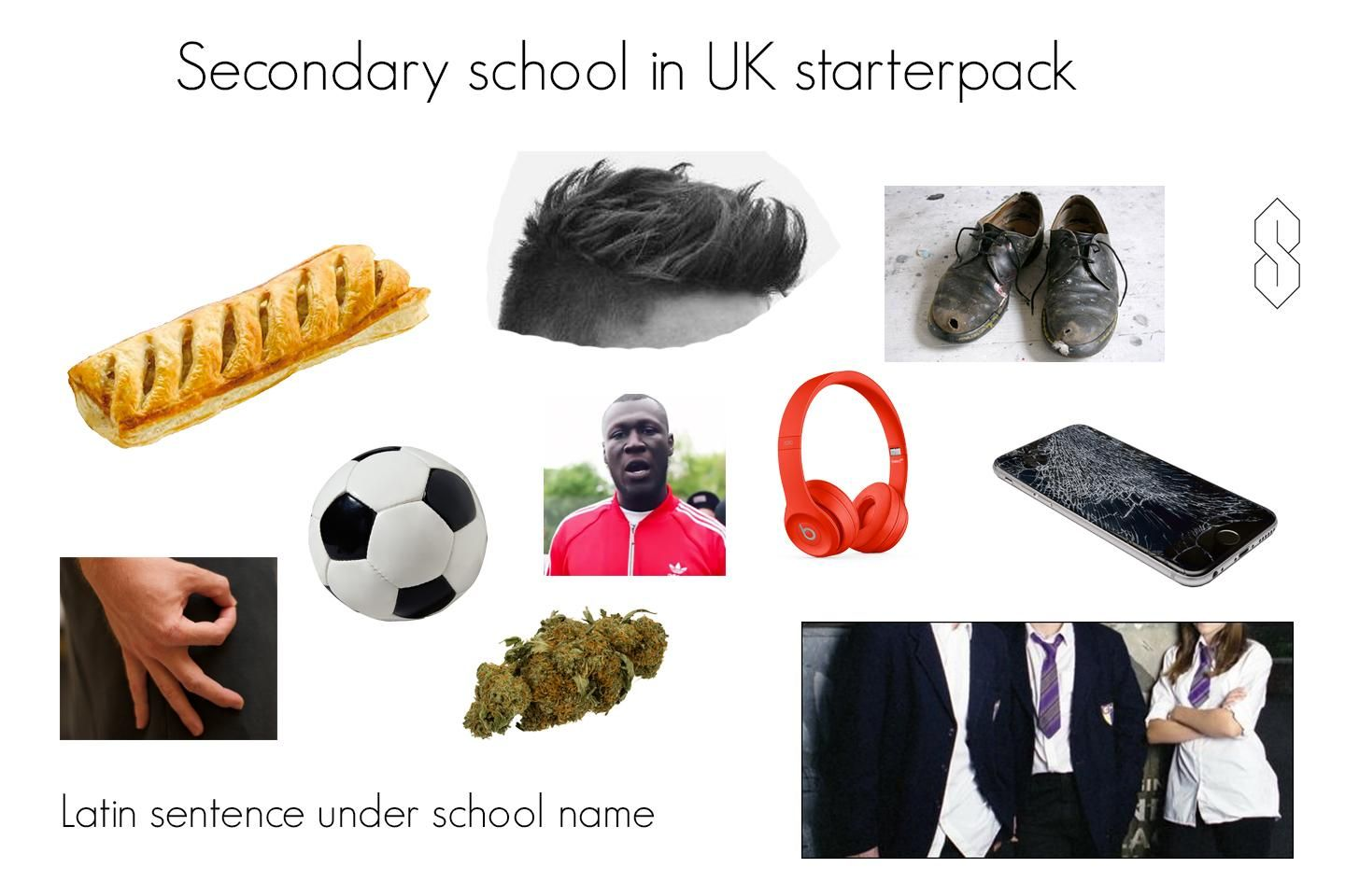Image Result For British Starter Pack