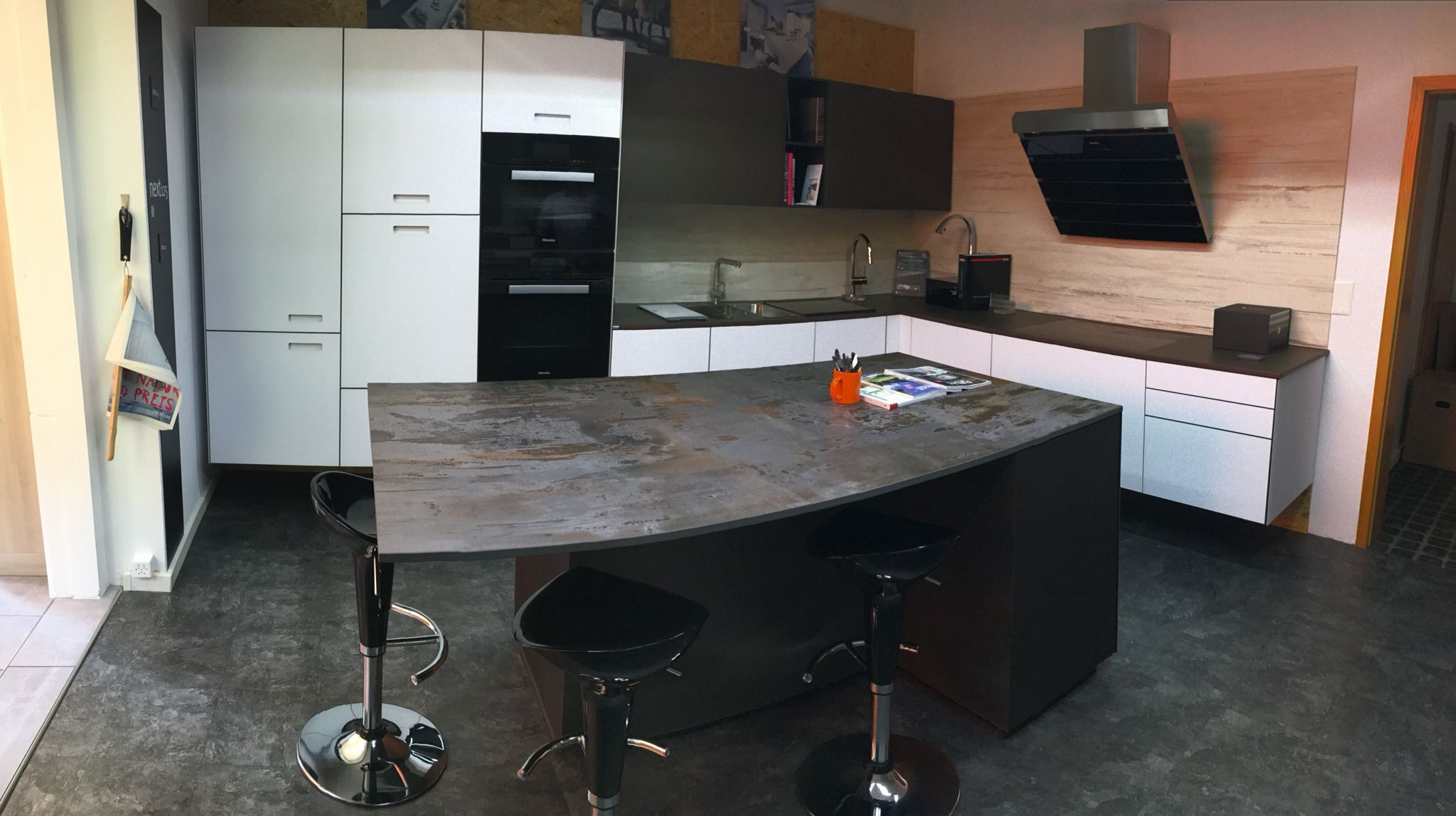 Dekton Trilium Kitchen Pinterest Flooring Cladding And Kitchen
