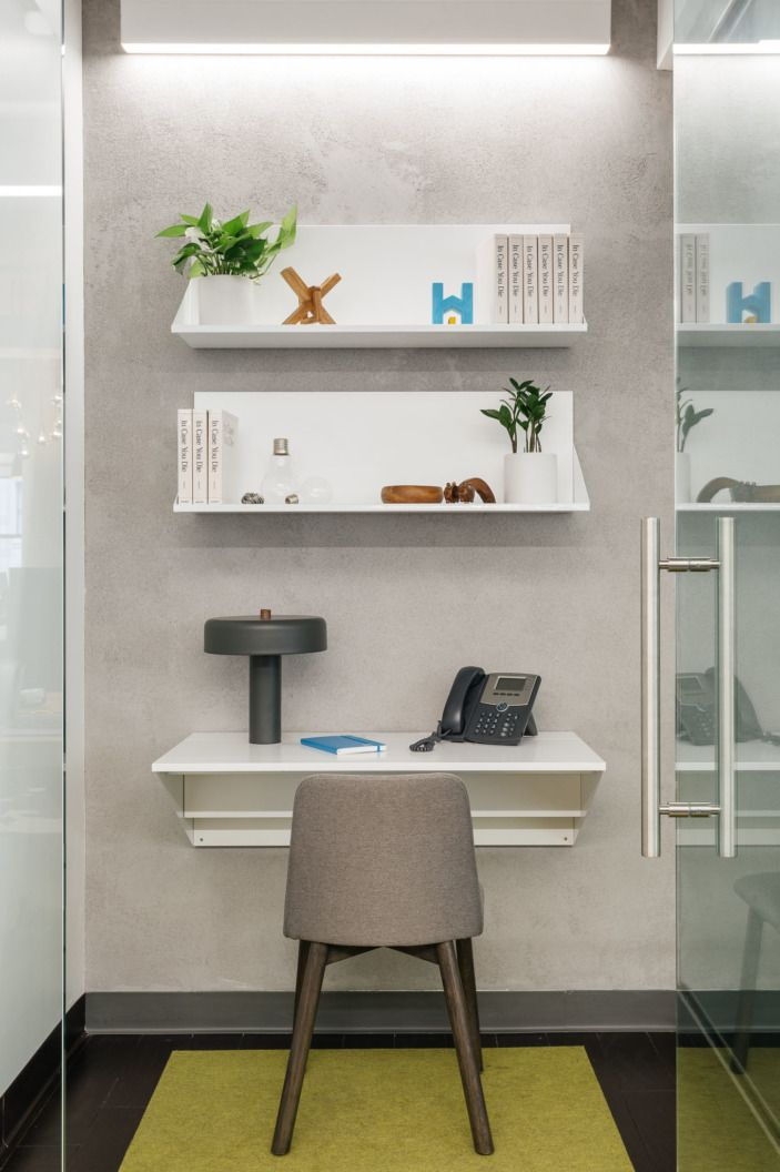 a new flatiron office for haven life interiors offices rh pinterest com