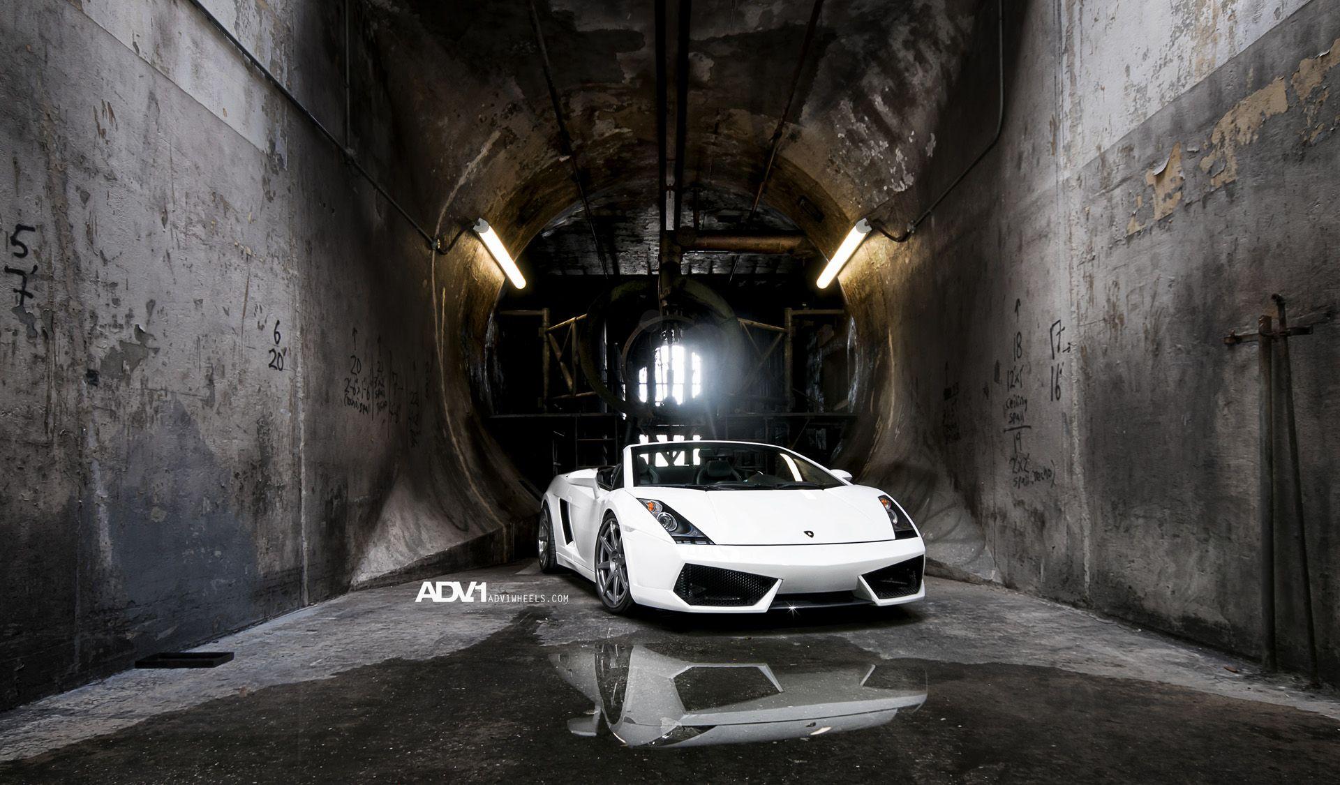 Lamborghini Gallardo Spyder, exquisite!