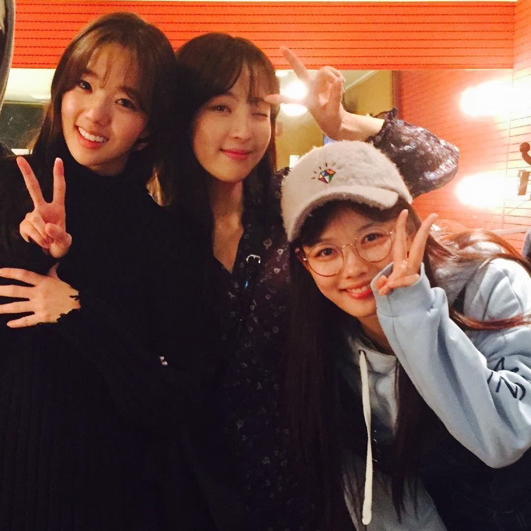 chae soo bin jung hye sung y kim yoo jung