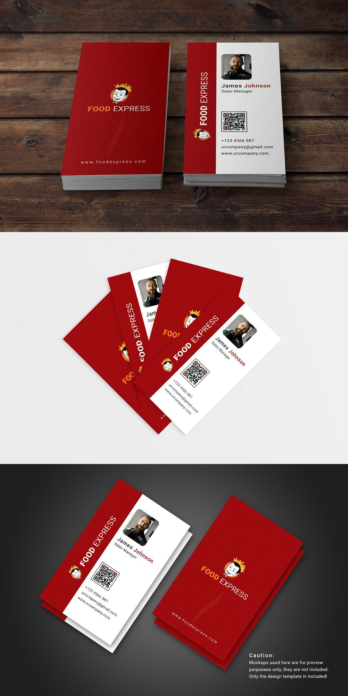 Restaurant Business Card Restaurant Business Cards Business Cards Simple Simple Business Cards